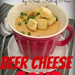 Beer Cheese Soup 150x150 Superbowl Party Recipes and Tips