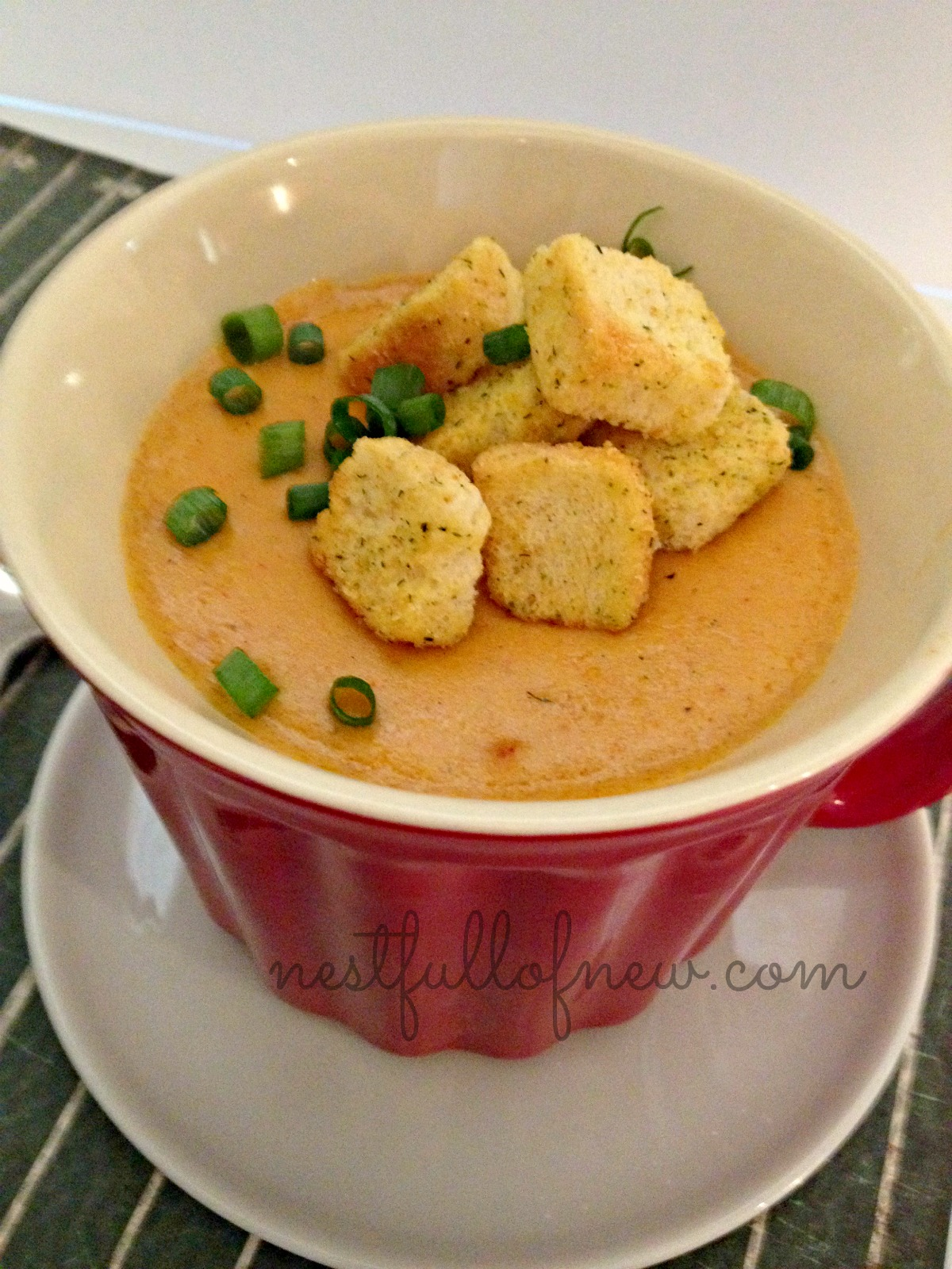 Beer Cheese Soup - Quick and Easy! - Nest Full of New