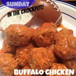Buffalo Chicken Meatballs 150x150 Superbowl Party Recipes and Tips