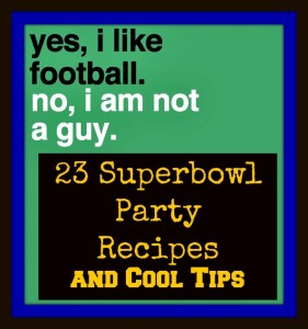 Yes I like Football 281x300 Superbowl Party Recipes and Tips